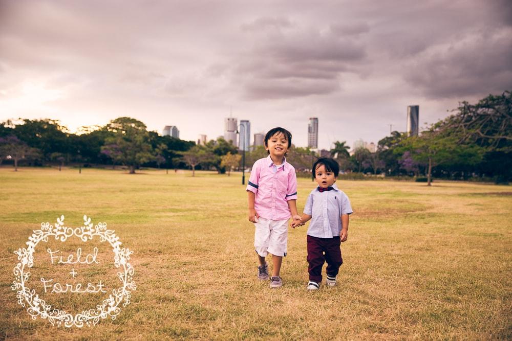 Brisbane Family Portraits