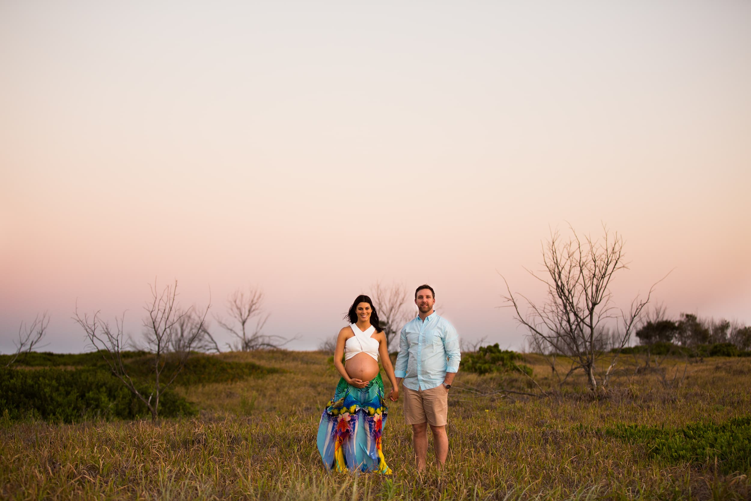 Maternity Portraits Gold Coast