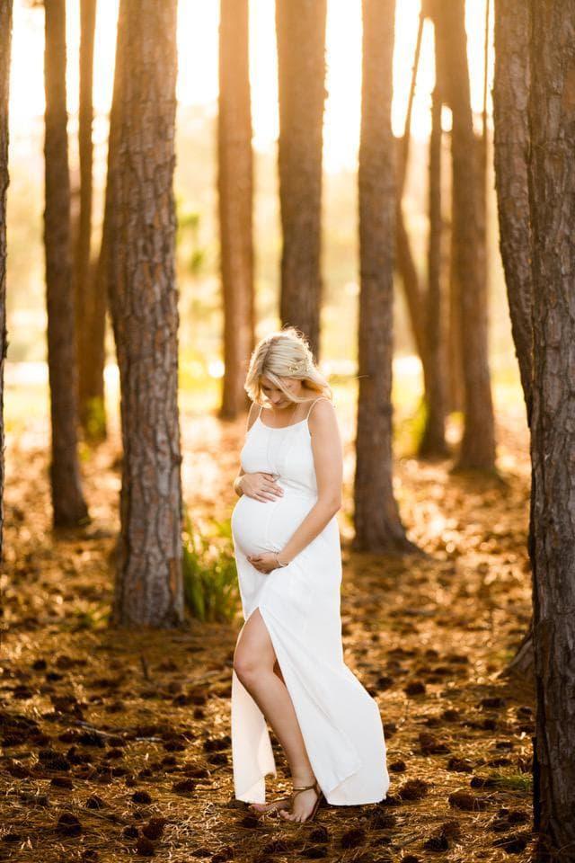 gold coast pizzey park pine forest maternity portraits beach sunset photograghy