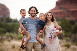 Sedona Arizona family photographer www.fieldandforest.com.au