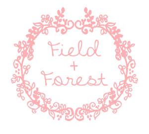 Field + Forest logo